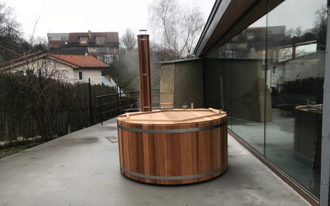 Kúpacia kaďa Saibot v Bratislave